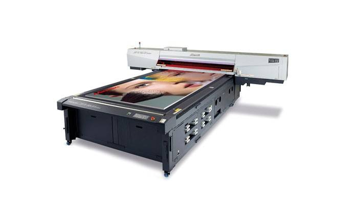 进口UV平板打印机 JFXplus Series