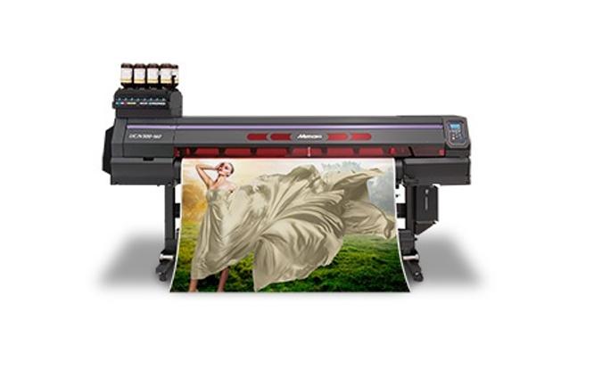mimaki 喷刻一体UV卷材打印机UCJV300-160