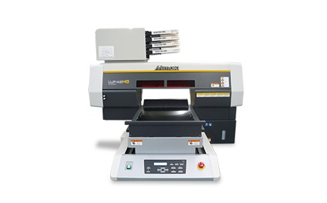 mimaki 桌面式uv平板打印机 UJF-A3HG