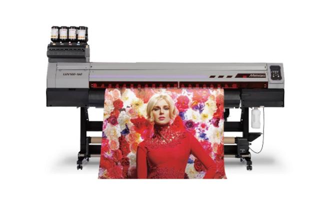 LED-UV固化喷墨打印机UJV100-160