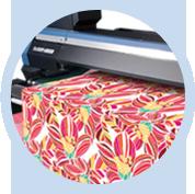 纺织印花方案